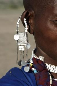 Masai Helix-Piercing